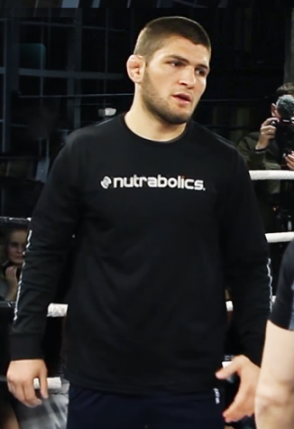 Khabib Calls Out Mayweather