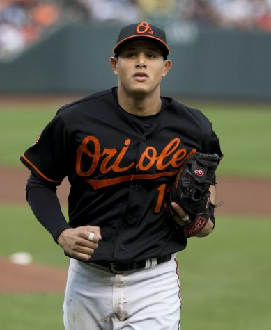 Machado Off-season Signing